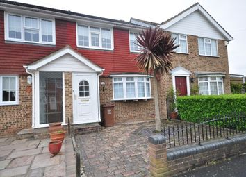Thumbnail 3 bed terraced house to rent in Macklands Way, Rainham, Gillingham