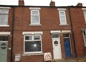 Thumbnail 2 bed terraced house to rent in Frederick Street South, Meadowfield, Durham