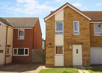 Thumbnail 2 bed semi-detached house to rent in Warrington Grove, North Shields