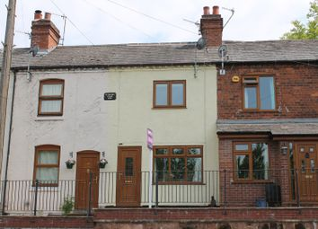 Thumbnail 2 bed terraced house for sale in Wilden Lane, Stourport-On-Severn