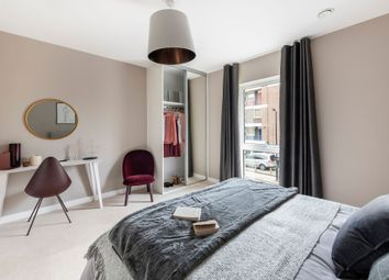 Thumbnail 1 bedroom flat for sale in Benhill Road, London