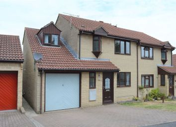 Thumbnail 4 bed semi-detached house for sale in St. Marys Rise, Writhlington, Radstock