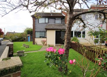 Thumbnail 3 bedroom end terrace house for sale in Beverley Close, Park Gate, Southampton