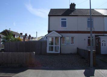 Thumbnail 2 bedroom property to rent in Waveney Road, Ipswich