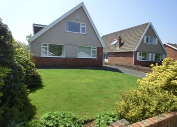 Thumbnail 3 bed bungalow for sale in Gabalfa Road, Derwen Fawr, Swansea.