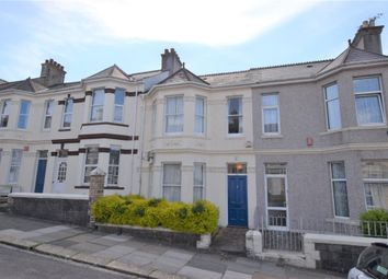 Thumbnail 5 bed terraced house for sale in Derry Avenue, Plymouth, Devon