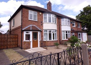 Thumbnail 3 bed property to rent in Kingsmead Close, Leicester