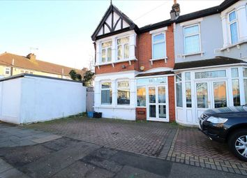 Thumbnail 4 bed end terrace house for sale in Hertford Road, Ilford