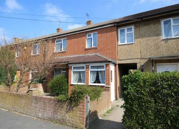 Thumbnail 3 bed terraced house for sale in Attlee Crescent, Swindon