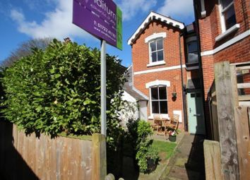 Thumbnail 1 bed end terrace house for sale in Clarendon Road, Salisbury