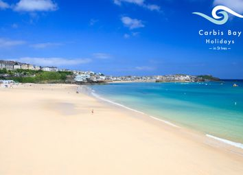 Thumbnail 3 bed flat for sale in Chapel Street, Cornwall, St. Ives