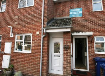 Thumbnail 1 bed flat to rent in Dunning Close, South Ockendon