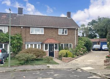 Thumbnail 3 bed semi-detached house for sale in Wheatsheaf Close, Maidstone, Kent