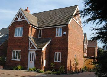 Thumbnail 4 bed detached house to rent in Primrose Gardens, Leighton Buzzard