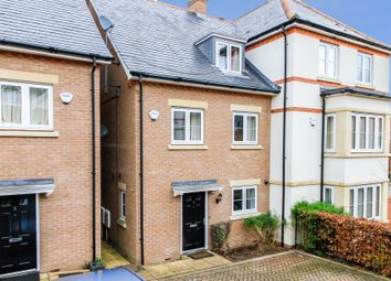 Thumbnail 4 bed town house for sale in Maywood Road, Iffley Turn