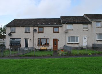 Thumbnail 3 bed terraced house for sale in Earn Court, Alloa