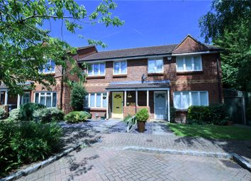 Thumbnail 3 bed terraced house for sale in Scarlet Oaks, Camberley, Surrey