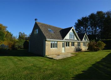 Thumbnail 4 bed detached house for sale in Brimpsfield, Gloucester