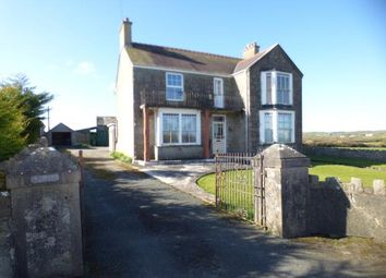 Thumbnail 5 bedroom detached house for sale in Pentraeth, Anglesey, North Wales, United Kingdom