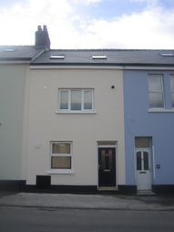 Thumbnail 1 bed flat to rent in Commercial Road, Plymouth