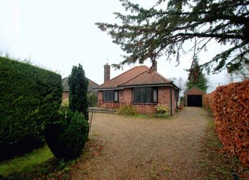 Thumbnail 2 bed detached bungalow to rent in Caistor Lane, Caistor St. Edmund, Norwich