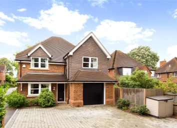 Thumbnail 5 bed detached house for sale in Old College Gardens, Maidenhead, Berkshire