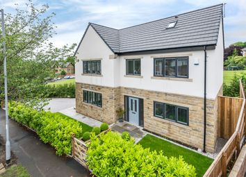 Thumbnail 5 bed detached house for sale in Grosvenor Road, Shipley