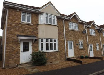 Thumbnail 3 bedroom terraced house for sale in French's Gate, Dunstable