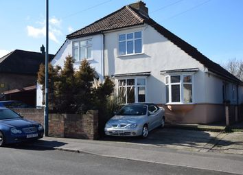 Thumbnail 3 bed semi-detached house for sale in St. Vincents Road, Dartford