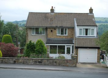 Thumbnail 4 bed detached house to rent in Daleside Park, Darley, Harrogate
