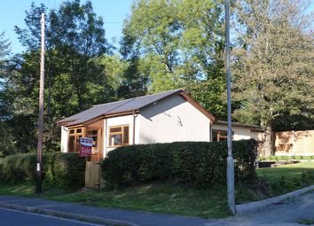 Thumbnail 2 bed bungalow for sale in West Grove, Crossgates, Llandrindod Wells, Powys