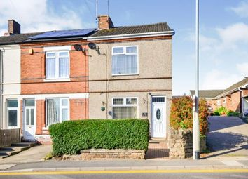 3 bed end terrace house for sale in The Hill, Kirkby In Ashfield, Nottingham, Nottinghamshire NG17
