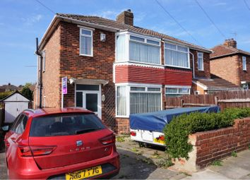 Thumbnail 3 bedroom semi-detached house for sale in Roseberry Road, Stockton-On-Tees