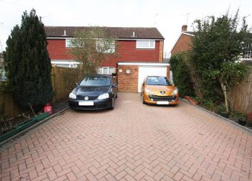 Thumbnail 3 bed semi-detached house to rent in Madeira Road, West Byfleet