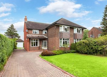 Thumbnail 3 bed semi-detached house for sale in Leek Road, Mossley, Congleton