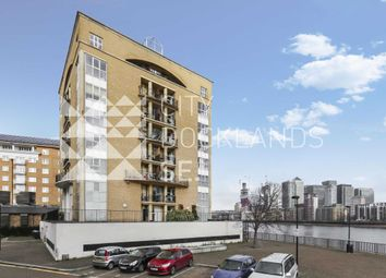 Thumbnail 1 bed flat to rent in King Frederick Tower, Surrey Quays