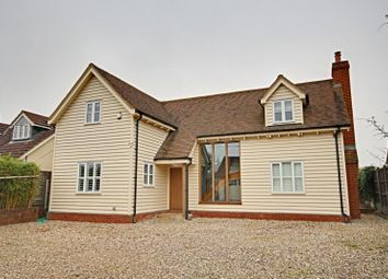Thumbnail 4 bedroom detached house to rent in Down Hall Road, Matching Green, Essex