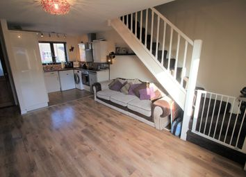Thumbnail 2 bedroom town house for sale in Blenheim Close, South Wigston, Leicester