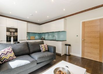 Thumbnail 2 bed flat to rent in Beaconsfield Terrace Road, Brook Green