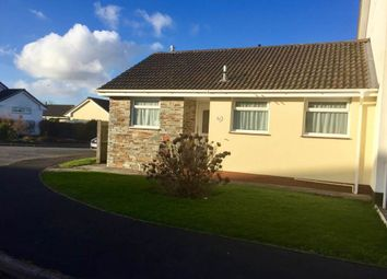 Thumbnail 2 bed semi-detached bungalow for sale in Mead Park, Bickington, Barnstaple