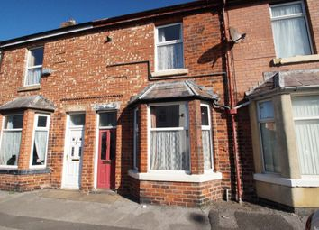 Thumbnail 2 bed terraced house for sale in Victoria Avenue, Fleetwood, Lancashire