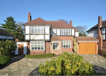 Thumbnail 5 bed detached house for sale in Clarendon Way, Chislehurst, Kent
