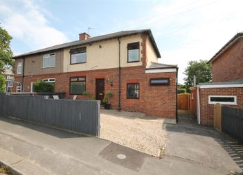 Thumbnail 3 bed semi-detached house for sale in Thornhill Gardens, Shildon