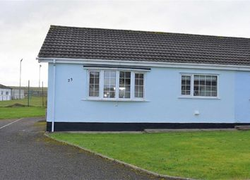 Thumbnail 2 bed semi-detached bungalow for sale in Gower Holiday Village, Scurlage, Swansea