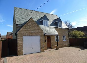 Thumbnail 5 bed detached house for sale in New Street, Chippenham, Ely