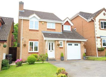 Thumbnail 4 bed detached house for sale in Betjeman Way, Hemel Hempstead