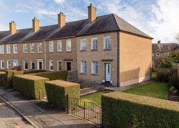 Thumbnail 3 bed end terrace house for sale in Broomhouse Road, Edinburgh