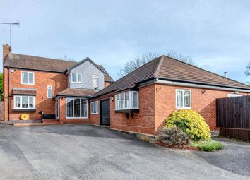 Thumbnail 5 bed detached house for sale in Brookfield Close, Hunt End, Redditch