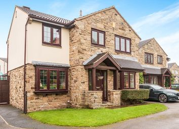 Thumbnail 4 bed detached house for sale in Meadowgate Vale, Lofthouse, Wakefield