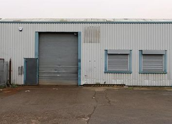 Thumbnail Light industrial for sale in Unit 1, Third Avenue, Off Greasley Street, Bulwell, Nottingham